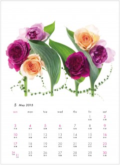 カレンダー(May)