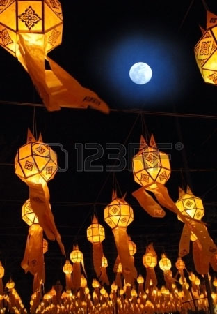 【第十一回】精霊の国タイから~ローイ・クラトン祭イメージ
