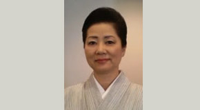 古閑 博美<br>Hiromi Koga