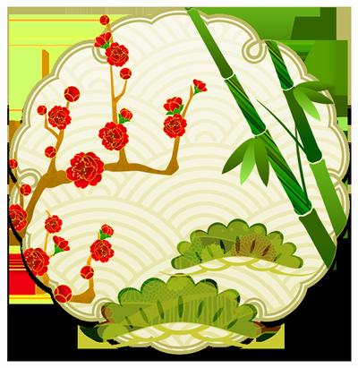 松竹梅文化考イメージ