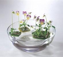 花のフロート