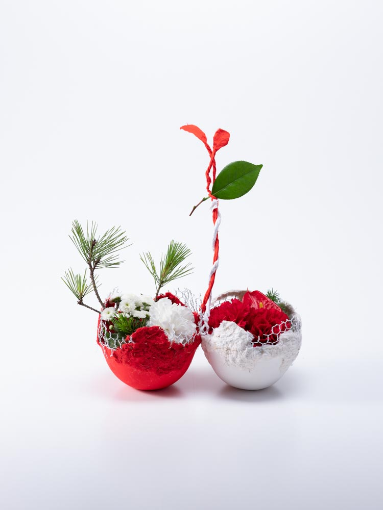 シーズンズデザイン-クリスマス・お正月-