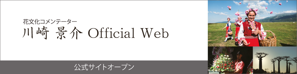川崎景介Official Web
